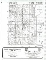 Map Image 011, Jennings County 1989